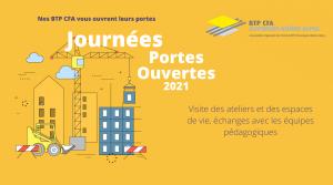 Journées Portes Ouvertes 2021